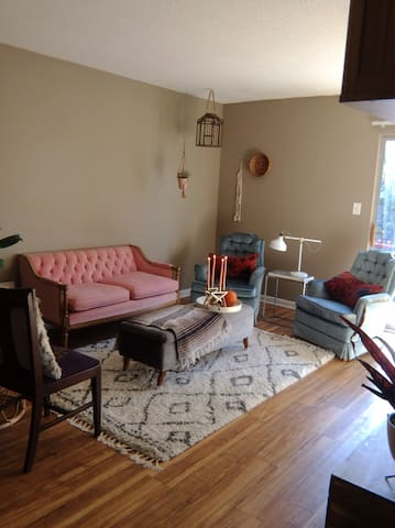 Cozy and Charming, Parc Chalet Studio