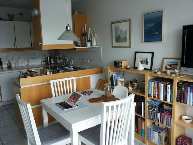 Nice apartment, quiet neighbourhood - Seltjarnarnes - Appartement