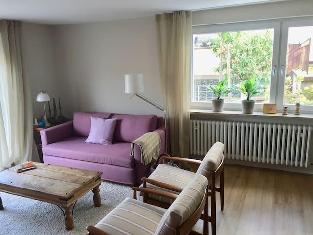 Wohnung mit Wohlfühlcharakter - Bamberg - Apartment