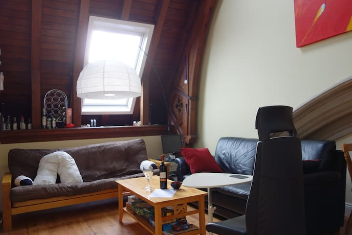 Portobello Apt in Converted Church - Dublin - Apartment