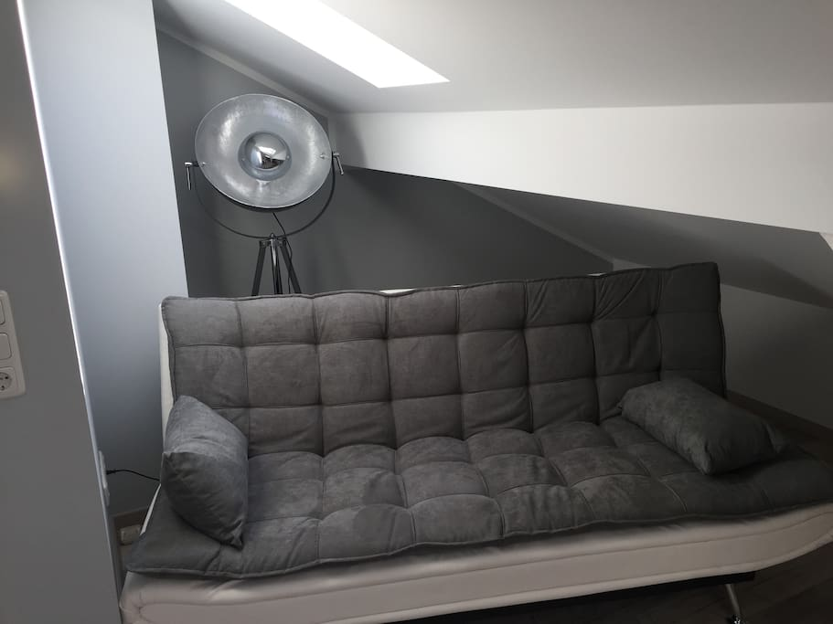 Doppelschlafcouch