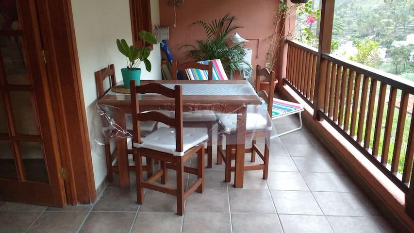Landhaus unter Palmen - Valle Gran Rey - Apartment
