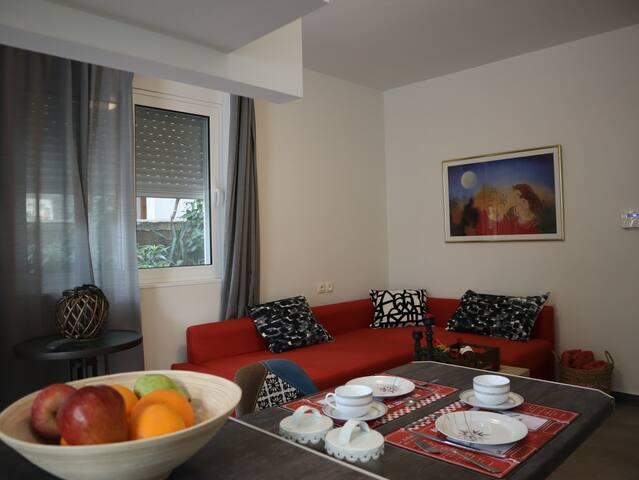 Nefeli  brand new apartment near the Marina Alimos