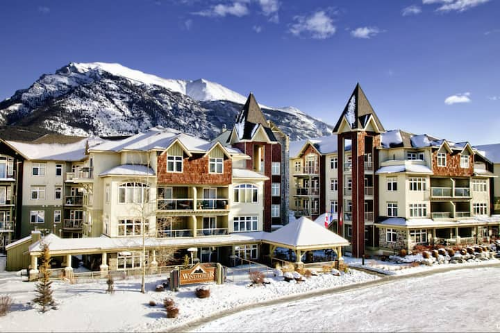 Great 1BD Hotel Room in Canmore
