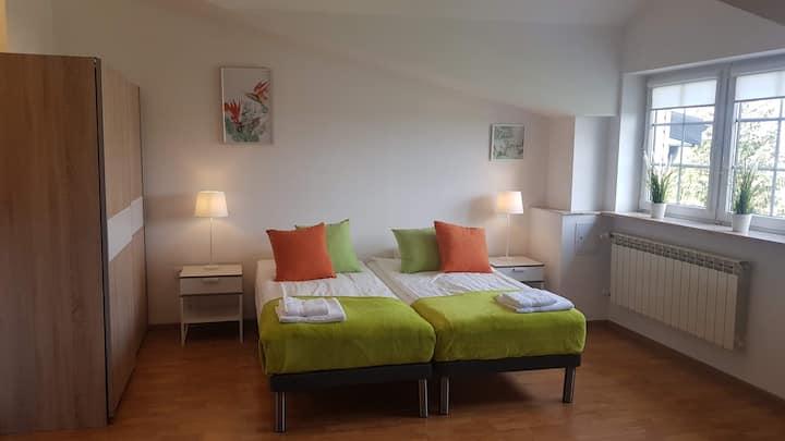 Green apartament blisko Centrum Warszawy