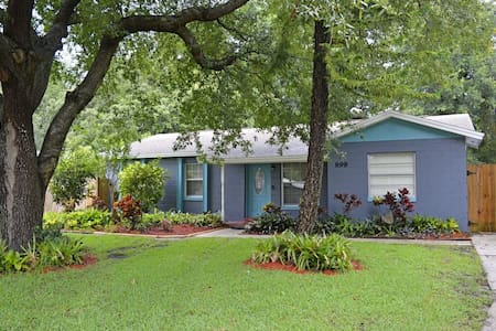 Lovely and Peaceful 3 bed Home in Oviedo