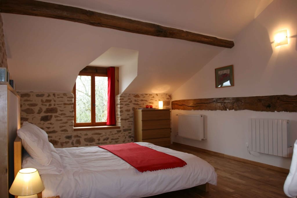 Chambre d 39 h tes le queyroix martin chambres d 39 h tes for Chambre hote limousin