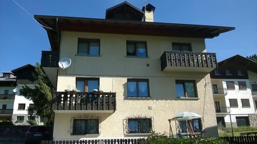 """Appartamento """"Renza"""" - Forni di Sopra - Wohnung"""