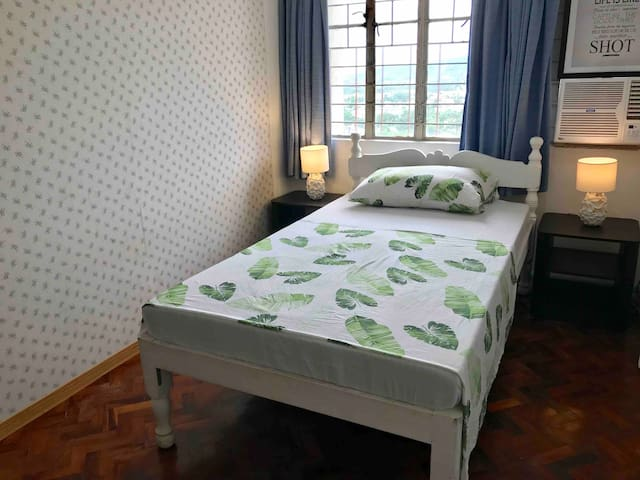 Cebu City Condo Room