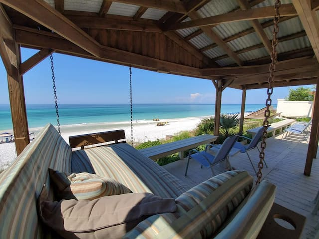 East of the Sun, Gulf Front 6 Bedroom! Available Oct 26 - Nov 4 - Last Chance to Book for 2019!