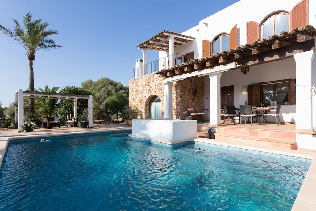 private pool and more