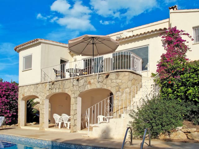 Holiday home in Moraira-Benissa Costa for 4 persons
