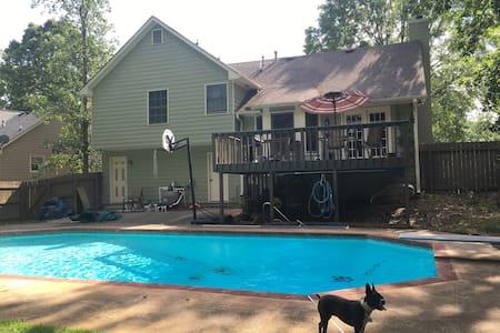 Cartersville home - Cartersville