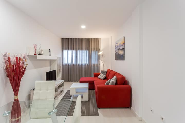 Cute Apartment close to Las Canteras Beach.