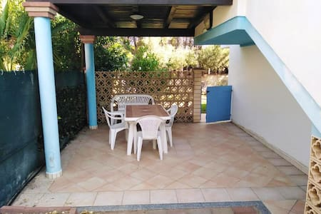 Amazing apt with garden & terrace