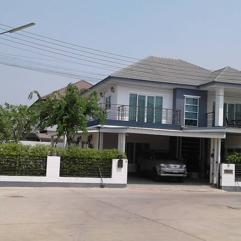 Nice house for rent in Nakhonratchasima Thailand