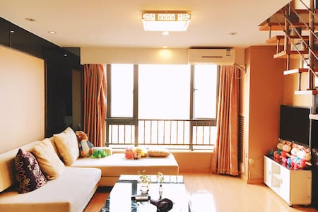 蜗牛安心丨西湖旁私密复式公寓5,点击房东头像查看更多房源