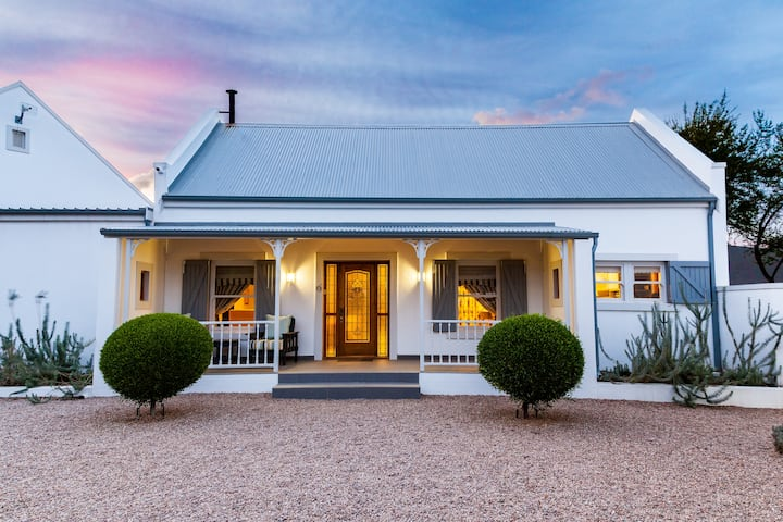 Karoo Masterclass Selfcatering House Prince Albert