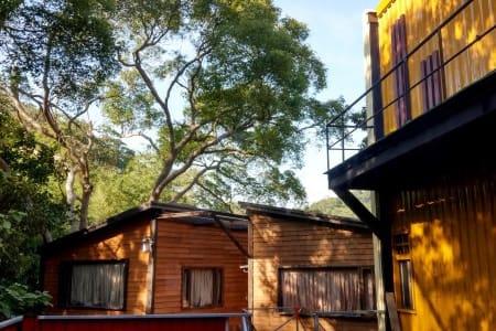 特色山居-樟樹木屋 雙床2人房
