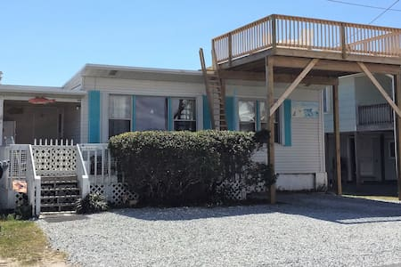 Myers Cottage - Topsail Beach - 度假屋