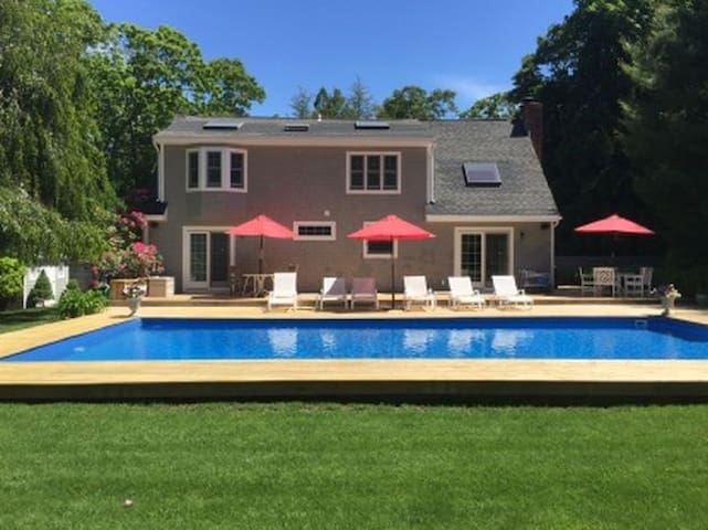 Private Retreat w/ Sun-drenched Pool & Large Deck