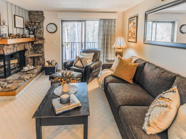 Updated Condo close to Town & Ski Resort
