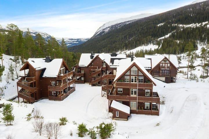 Leilighet ski in/out Uvdal