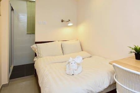Comfy Studio in the heart of the City - Hongkong