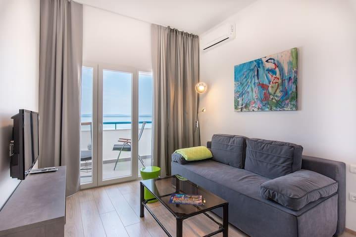 New Luxury Apartments  Zanic, Seaview (2+2)