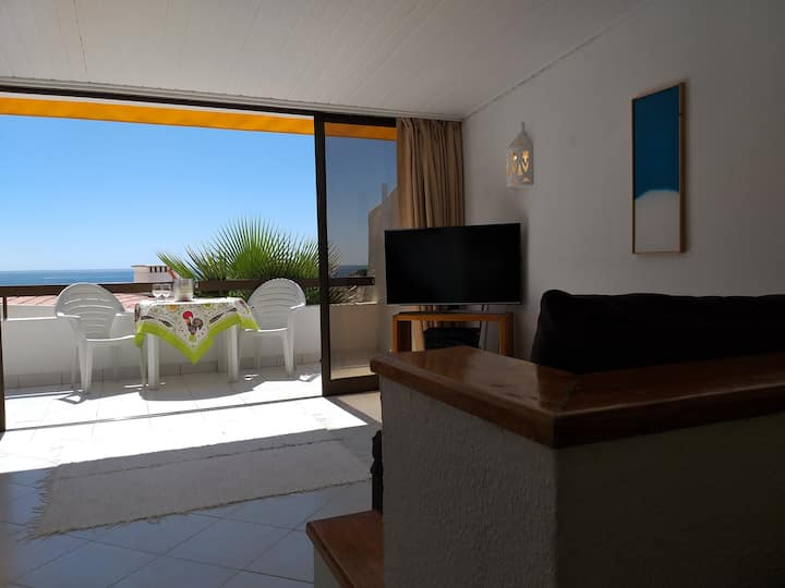 Ocean View, Old Town Albufeira, Free WiFi & Pool!