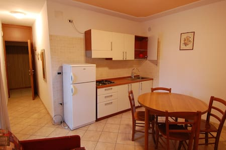 Seaside Apartment in Rosolina Mare with Parking
