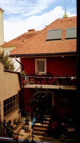 Zuhause mitten in Graz
