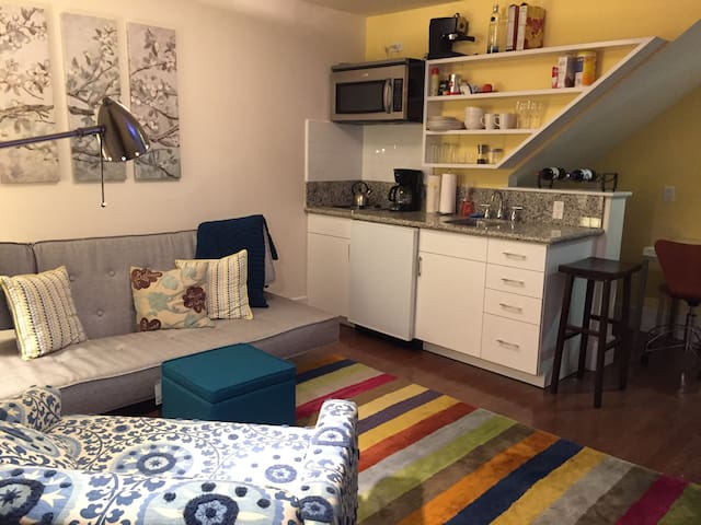 Bernal Heights In-law apartment