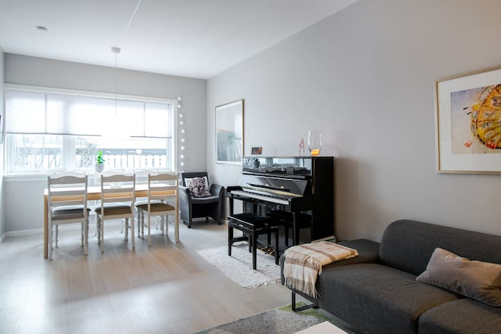 Great apartment centrally located at Frogner - Oslo - Lägenhet
