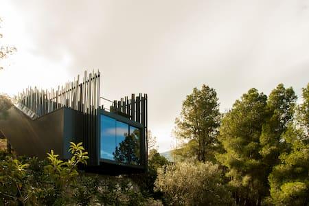 Villa exclusiva en paraíso natural