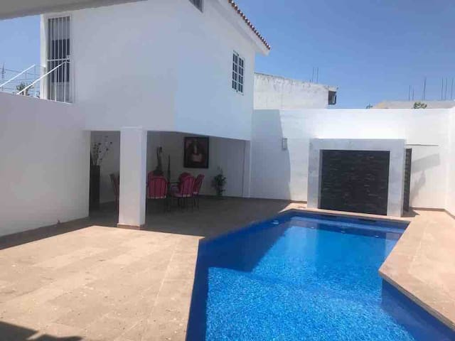 Recámara en Casa Lomas de Mazatlan