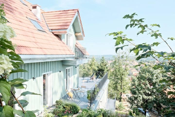 Glamorous house near Cracow