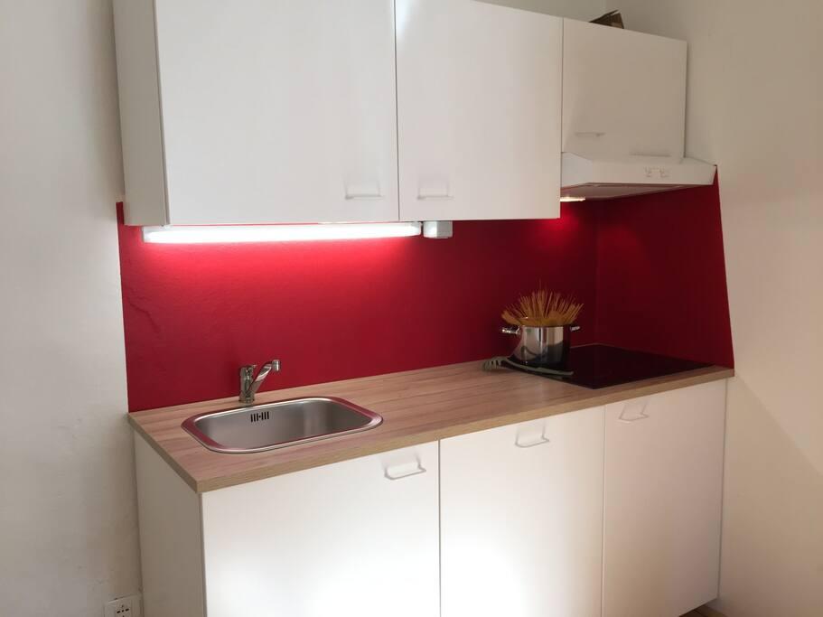 STUBE 8 - Kitchen - cucina