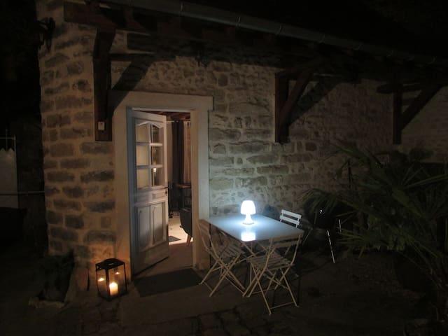 La petite maison à Dannemois