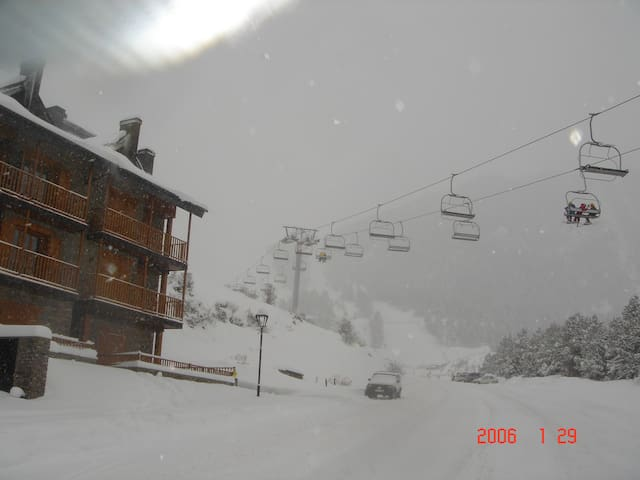 Apartamento en La Molina - Alp