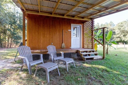 Charming cabin on Hillcrest Farm - Elberta - Cabane