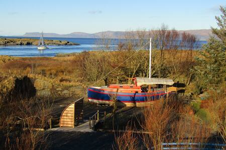 The Alexandra Lifeboat - Cuan Ferry
