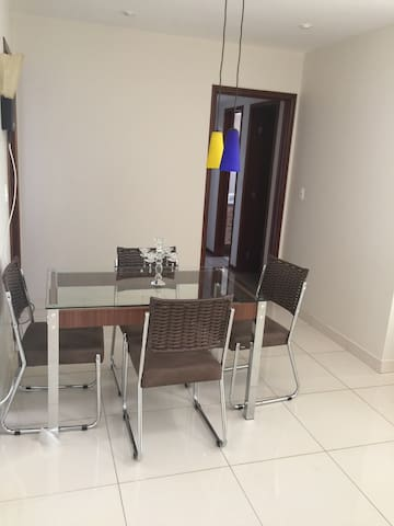 Cobertura dúplex com piscina privê - Goiânia - อพาร์ทเมนท์