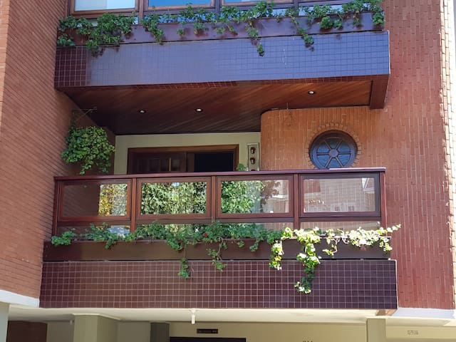 Apartamento próximo ao Capivari - Campos do Jordão - Appartement