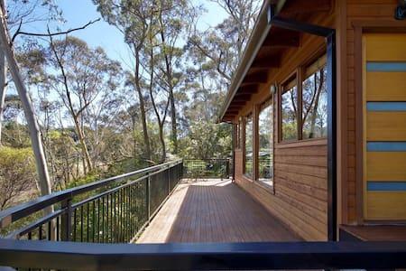Traveller's Treehouse Katoomba Blue Mountains