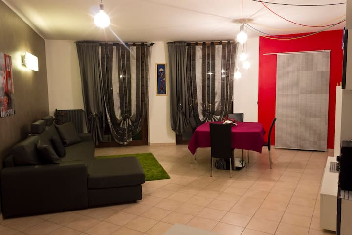 Apartment in Chivasso (TO) - Italy - Chivasso - Lägenhet