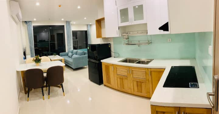 Vinhomes Grand Park 2br+ full funished District9