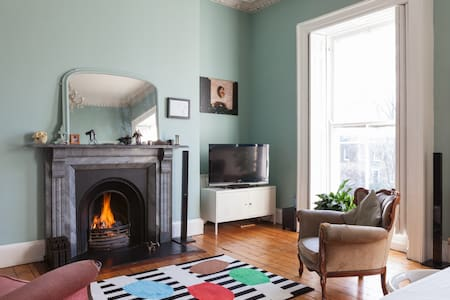 Luxury Apartment in Georgian House - Ballsbridge - House