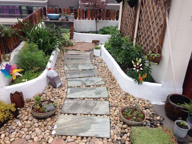 带屋顶花园的复古之家 - Ningbo - Condomínio