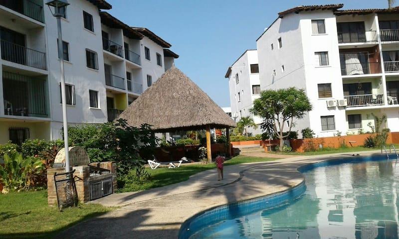 DISFRUTA, SE FELIZ Y SONRIE - Puerto Vallarta - Appartamento